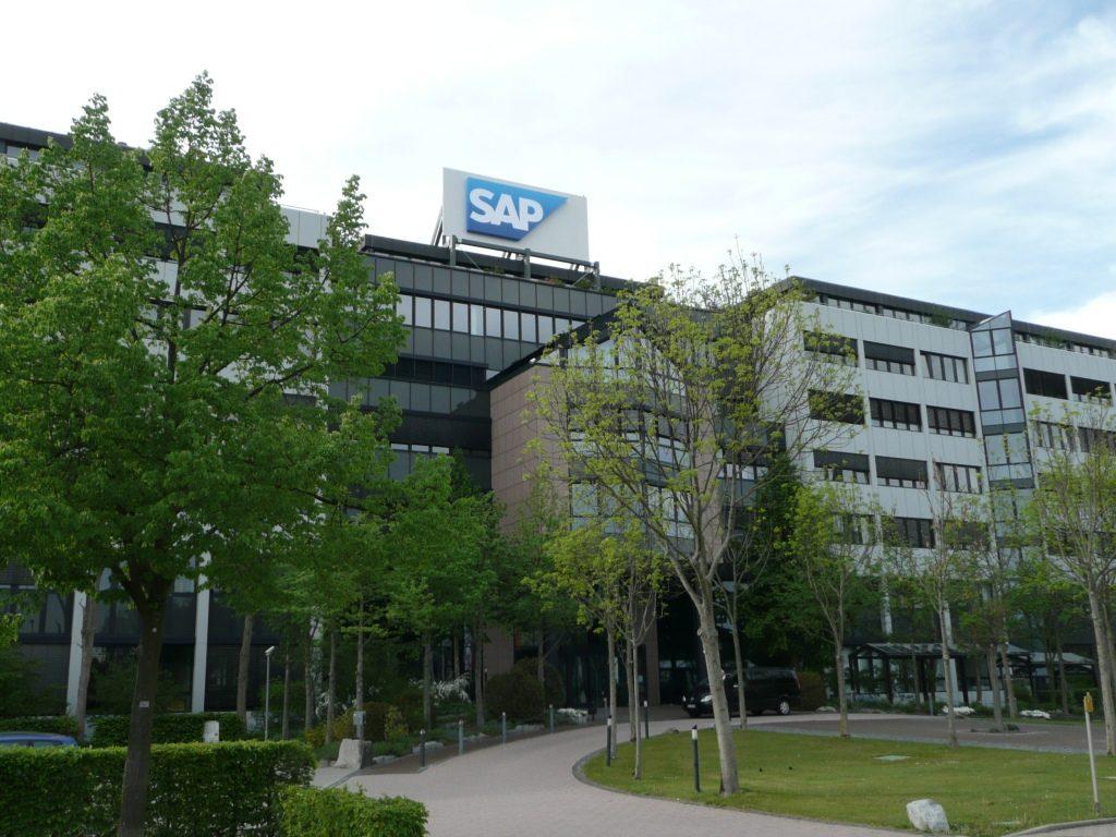 Évolution des chiffres SAP