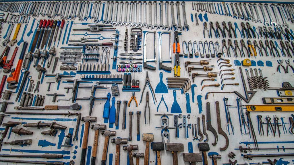 outils pour maintenance d'entreprise module SAP EAM