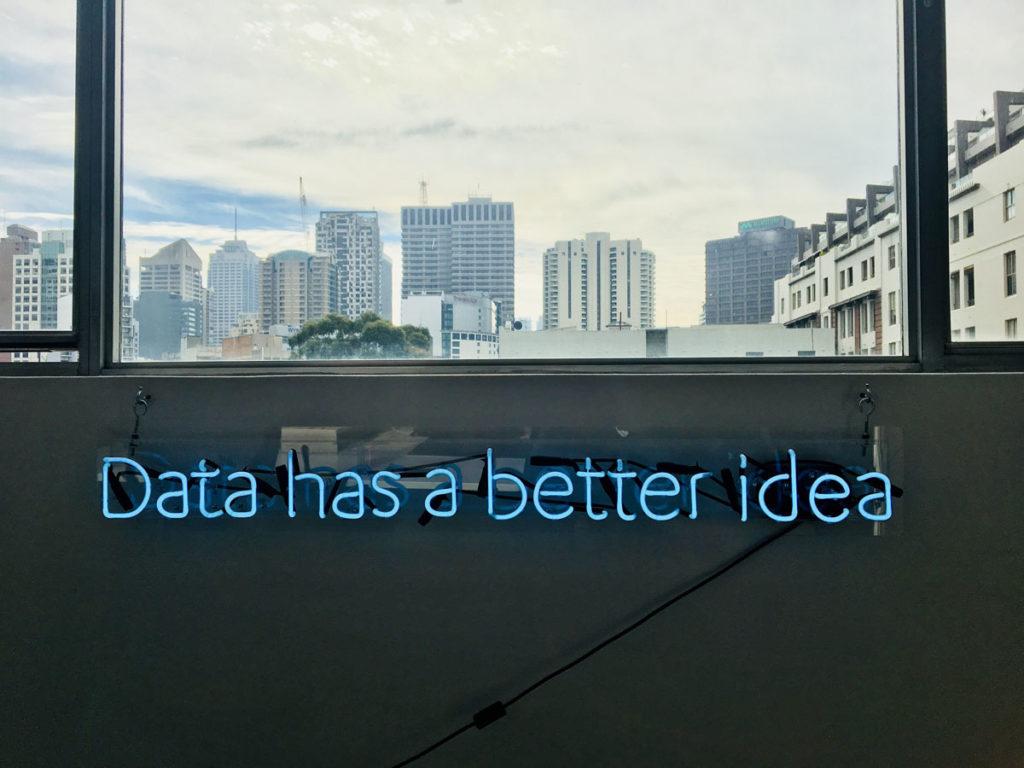 data has a better idea sap bw